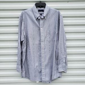 Mark Alexander long sleeved button down dress shir